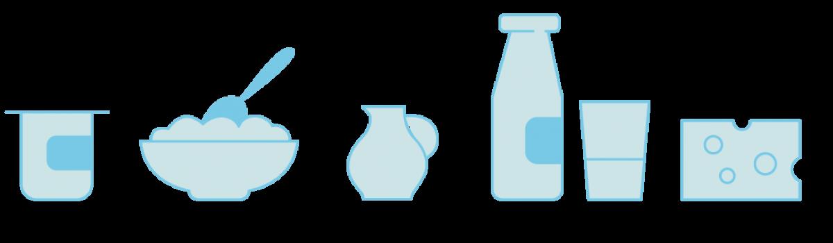 Apie pieno produktus