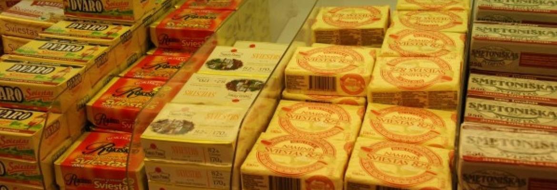 Tarptautinėse biržose pinga pieno produktai